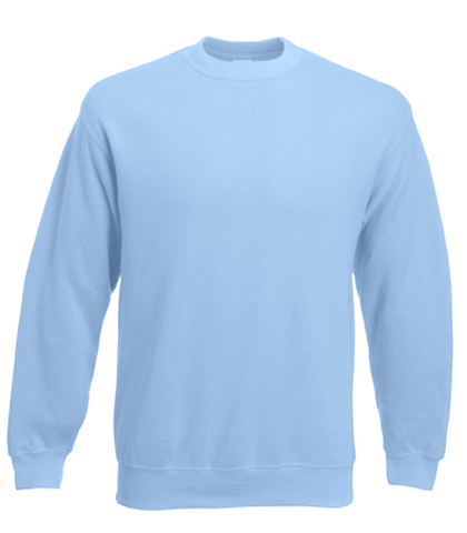 Fruit-of-the-Loom-Sweatshirt-Pullover-S-M-L-XL-XXXL-3XL