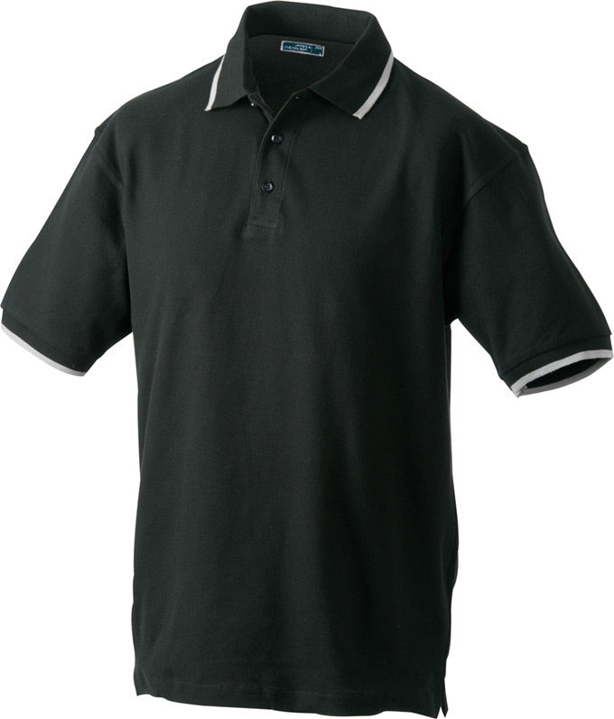 jn herren kurzarm freizeit polo shirt poloshirt zweifarbig s m l xl xxl xxxl 3xl ebay. Black Bedroom Furniture Sets. Home Design Ideas